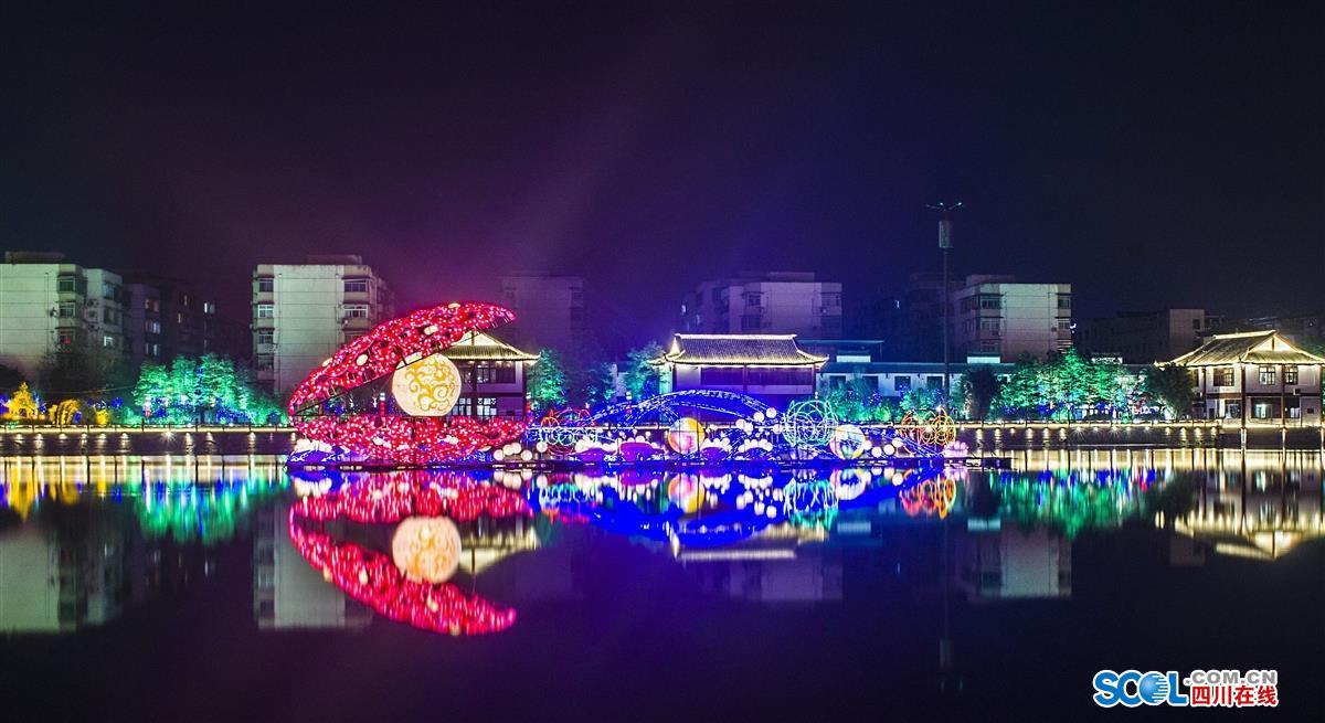 36.55万人春节期间出游罗江